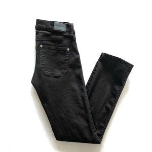 Anthropologie MiH Paris Black Skinny Jeans